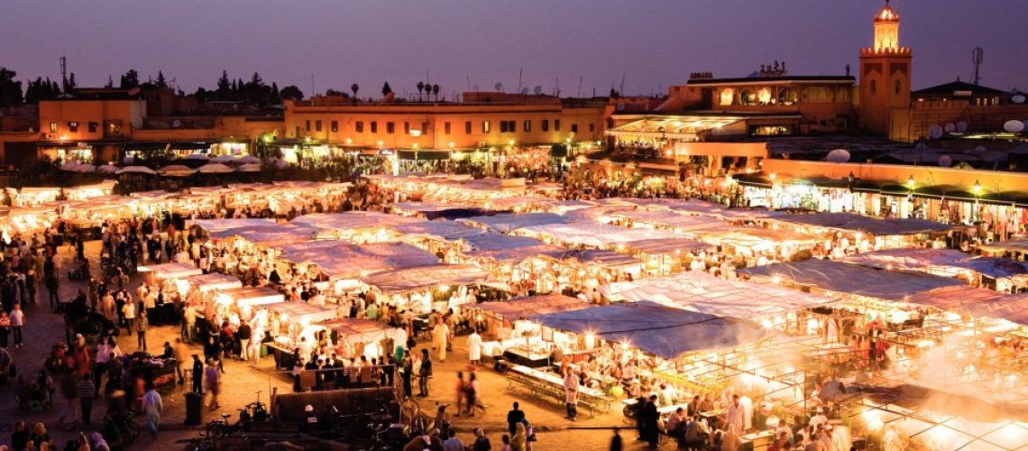 Morocco-Marrakech-Bust-market-at-night-STEP-min-960x440
